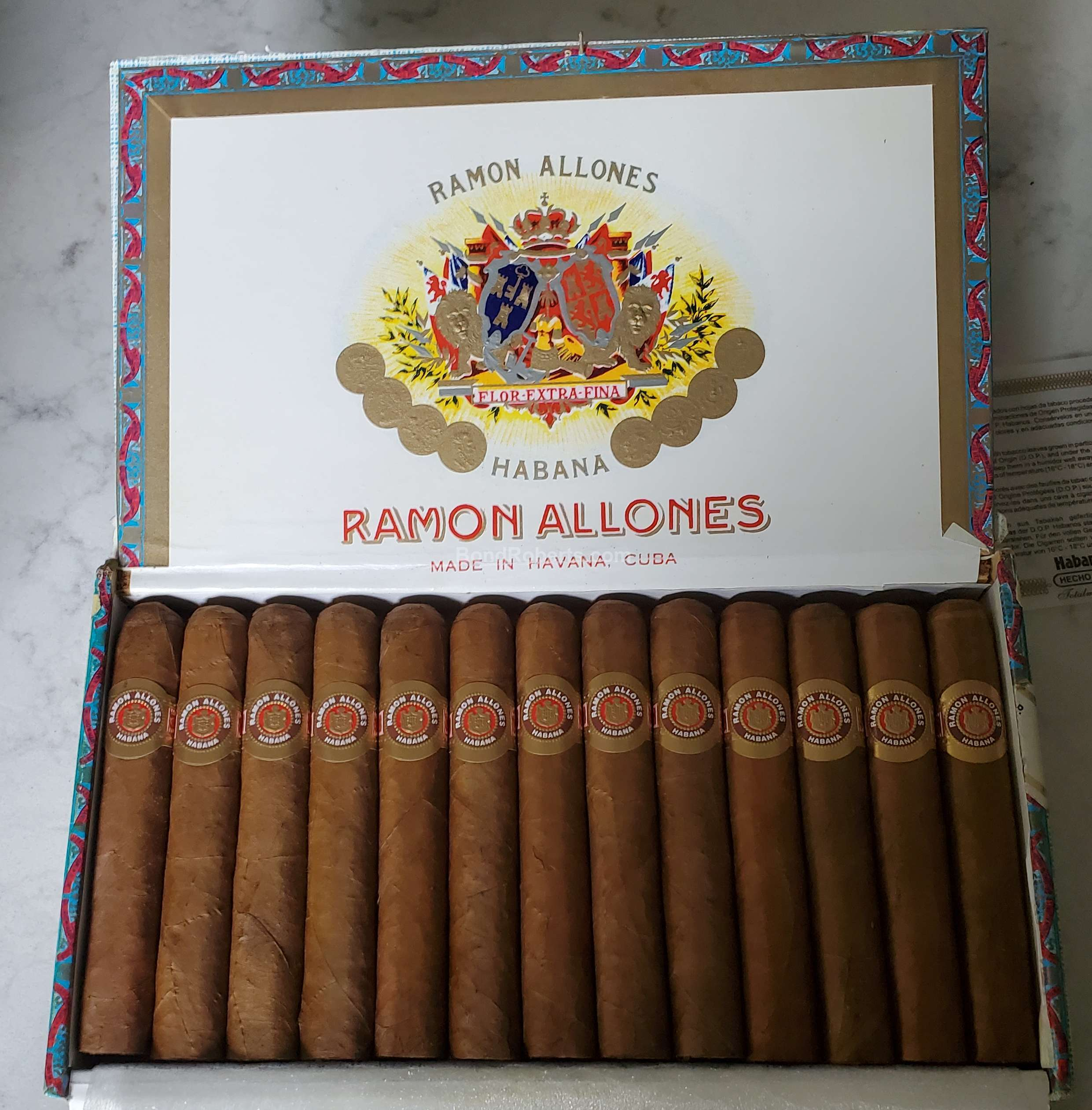 Ramón Allones Small Club Coronas
