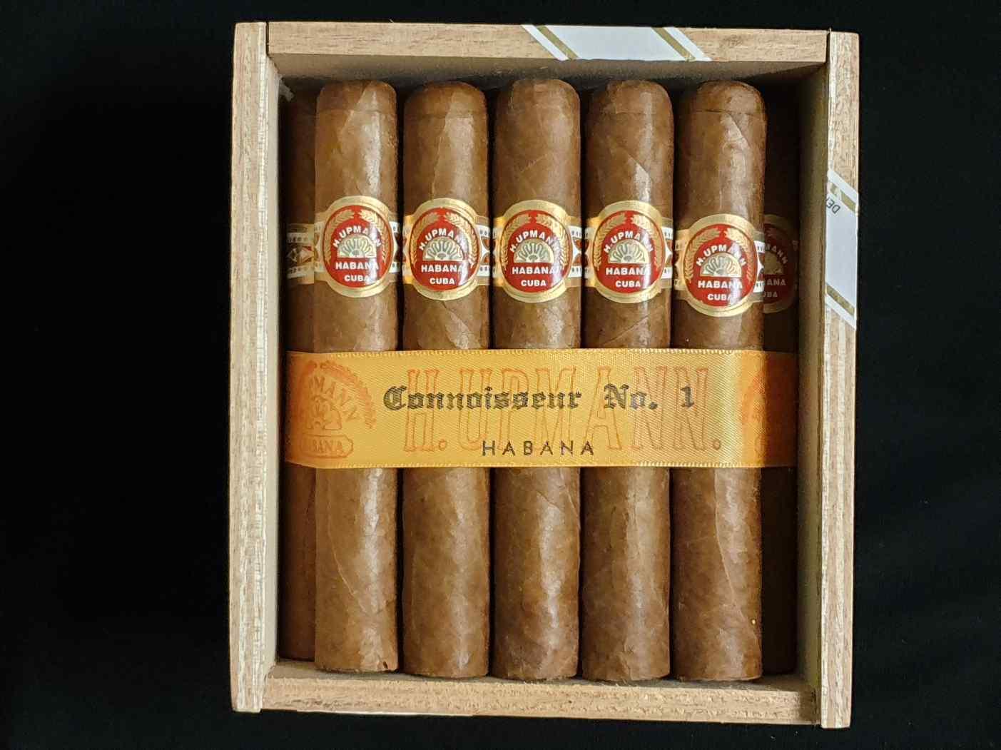 H. Upmann Connoisseur No.1 2012